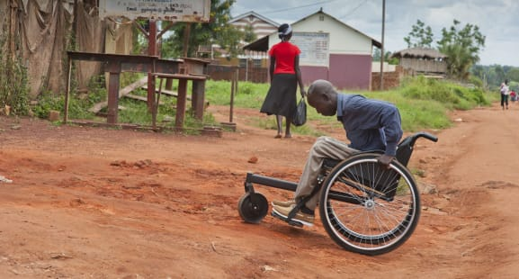 A step toward better wheelchair provision globally