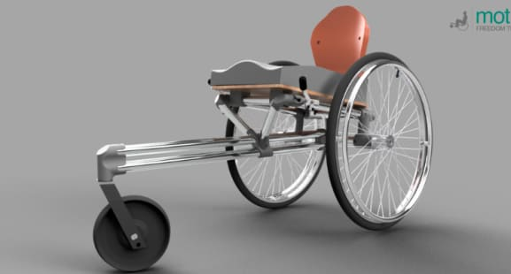 Read: The next generation of wheelchairs